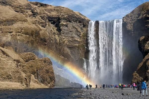wrozka islandia