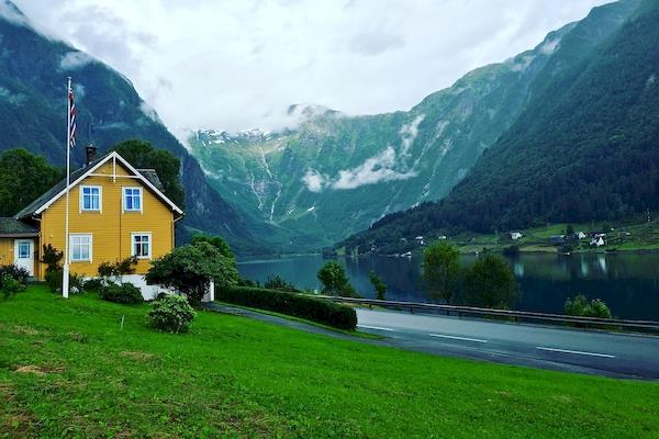 wrozka norwegia